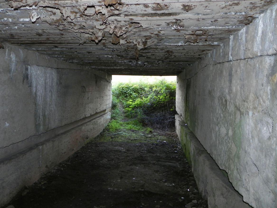 Inowłódz Koś - bunkier Garaż-6 (30)
