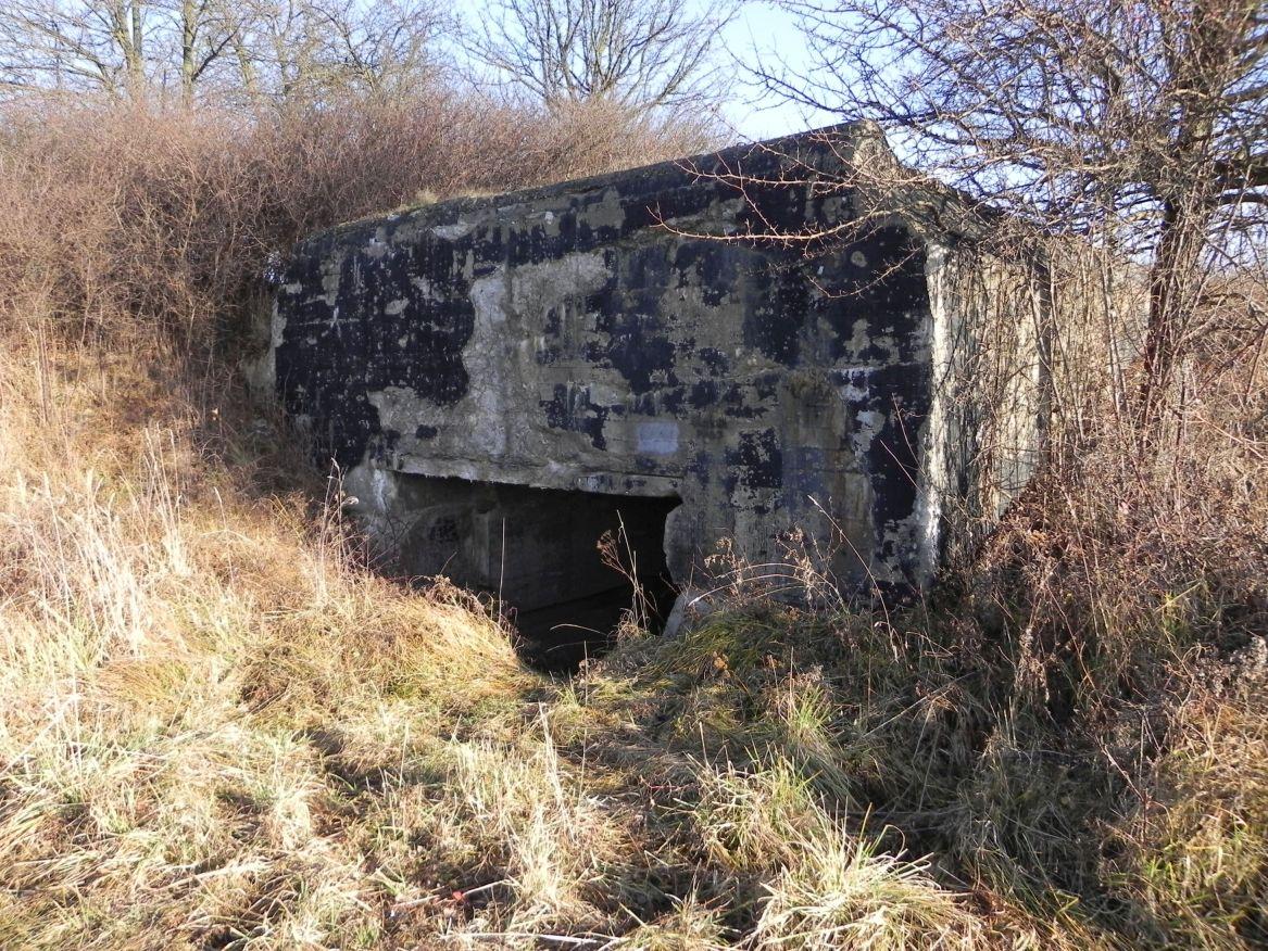 Inowłódz Koś - bunkier Garaż-6 (50)