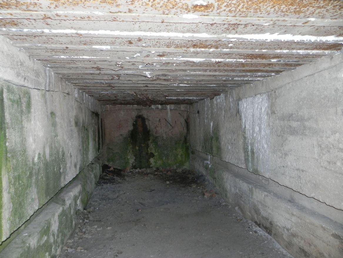 Inowłódz Koś - bunkier Garaż-6 (62)