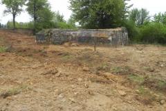 Inowłódz - zmiany na wzgórzu wokół kościoła (58)