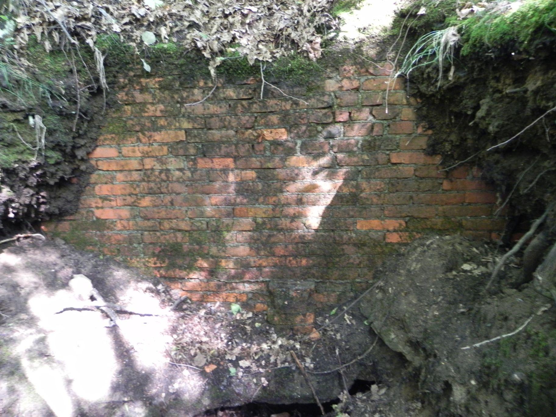 Jeleń - Bunkier Główny Podmurówka (14)