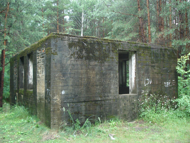 Jeleń - Bunkier Uzdatniania Wody (2)