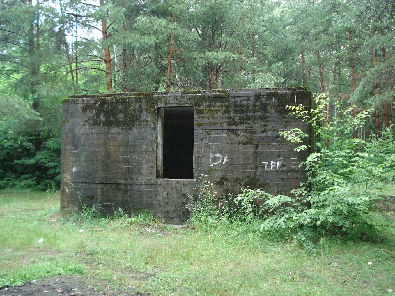 Jeleń - Bunkier Uzdatniania Wody (3)