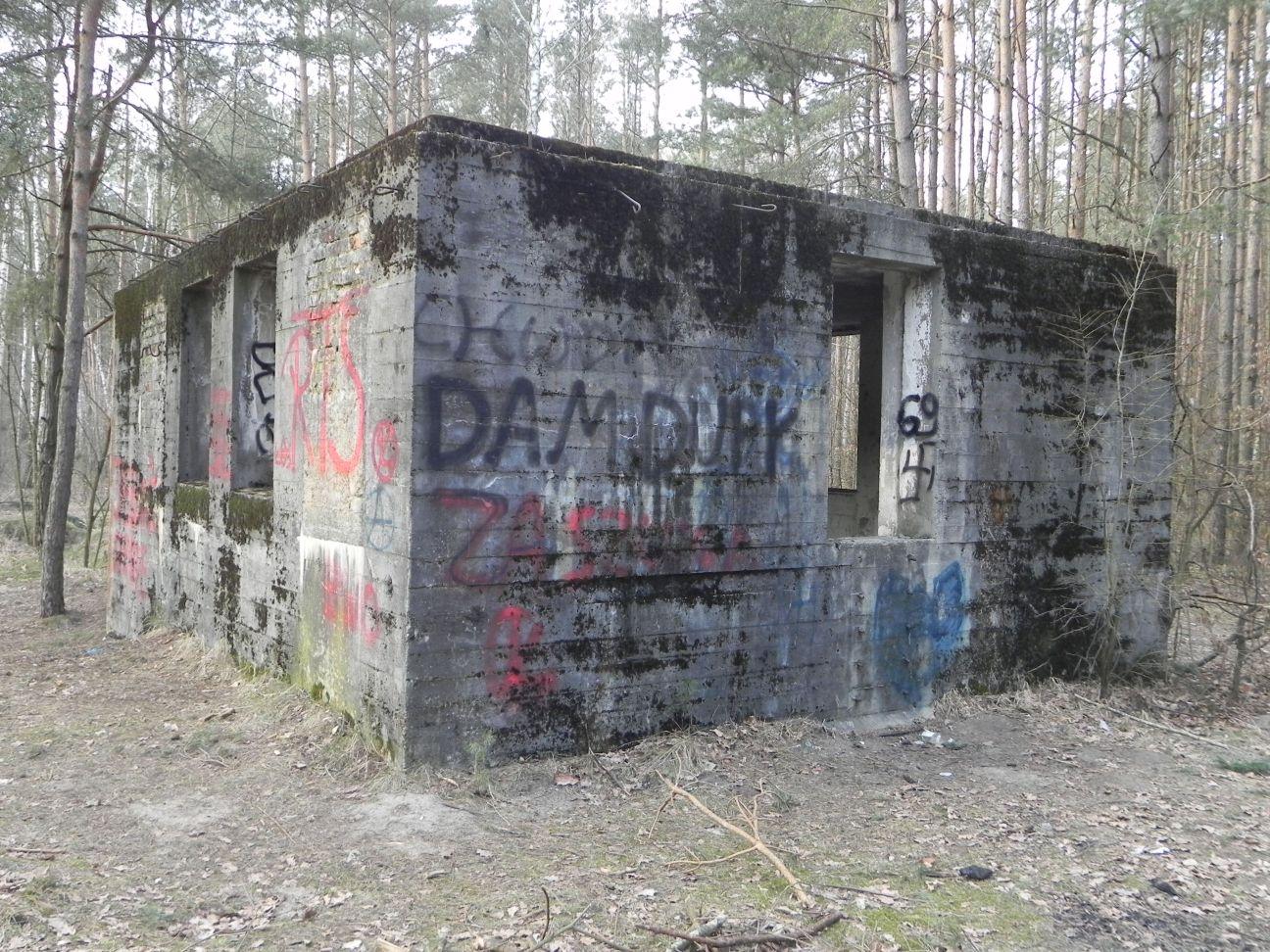 Jeleń - Bunkier Uzdatniania Wody (48)