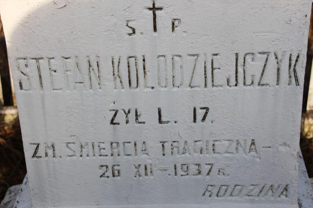 2020-02-09 Idzikowice kapliczka nr2 (11)