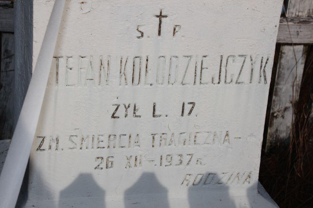 2020-02-09 Idzikowice kapliczka nr2 (9)