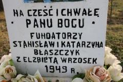 2020-01-12 Idzikowice kapliczka nr1 (9)