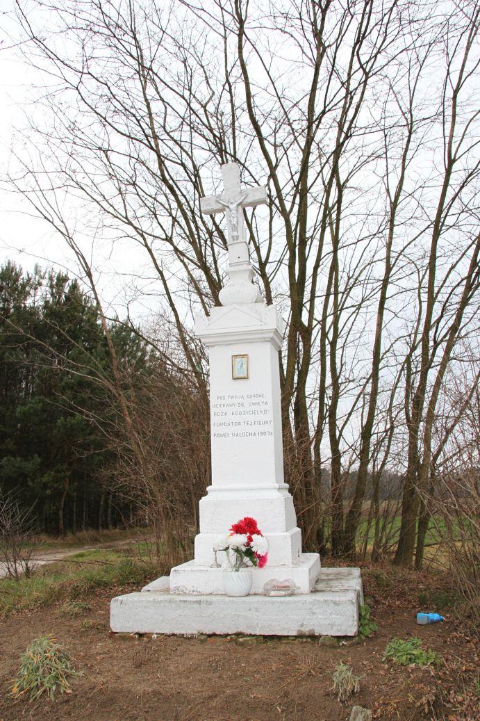 2020-01-01 Kolonia Libiszów kapliczka nr1 (5)