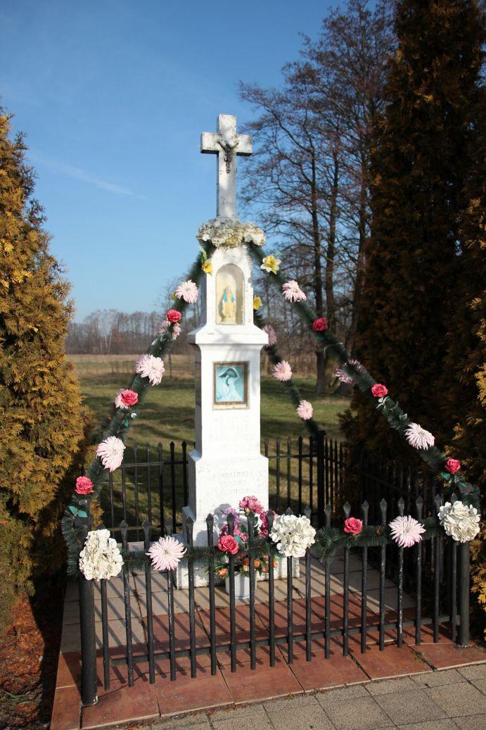2020-02-09 Kolonia Libiszów kapliczka nr2 (5)