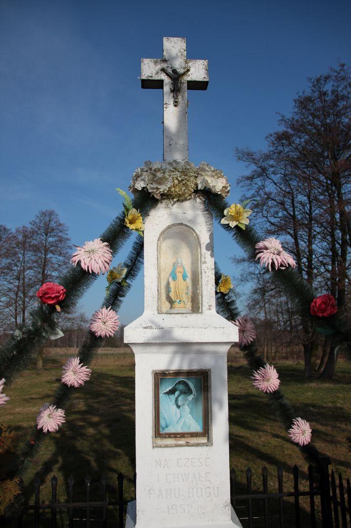 2020-02-09 Kolonia Libiszów kapliczka nr2 (8)