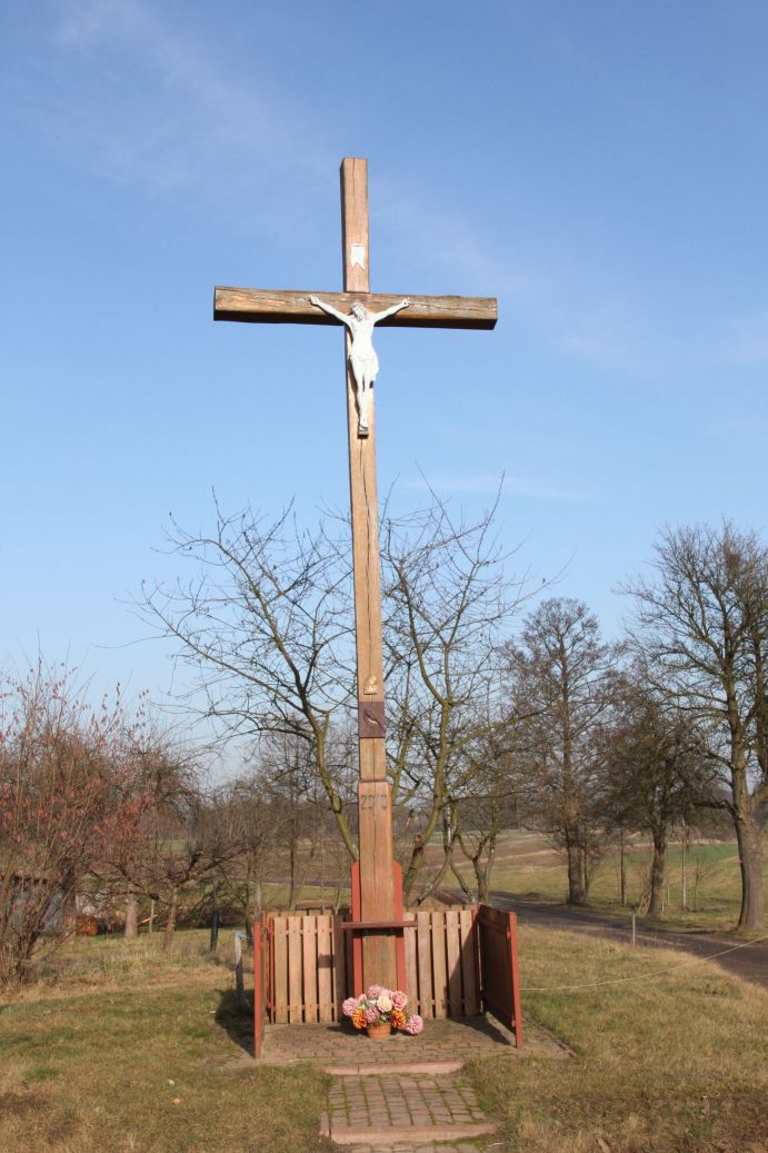 2020-02-09 Kolonia Libiszów krzyż nr2 (1)