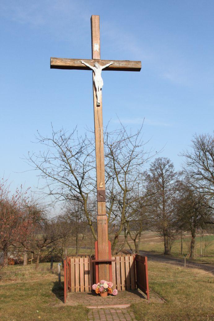 2020-02-09 Kolonia Libiszów krzyż nr2 (2)