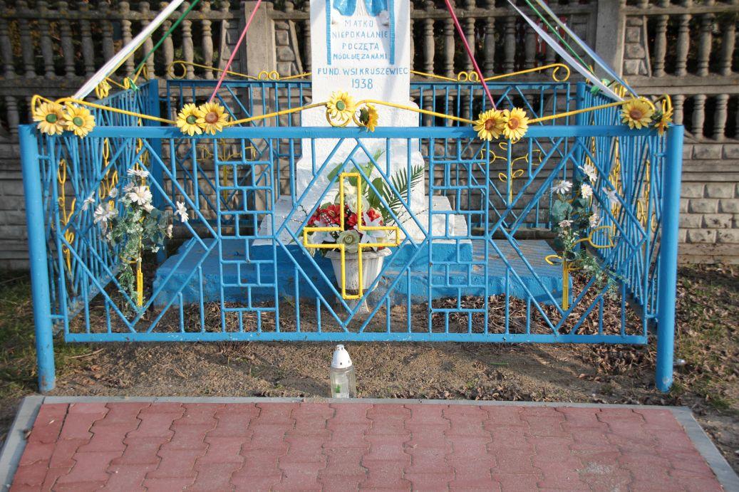 2020-02-09 Kruszewiec kapliczka nr1 (4)