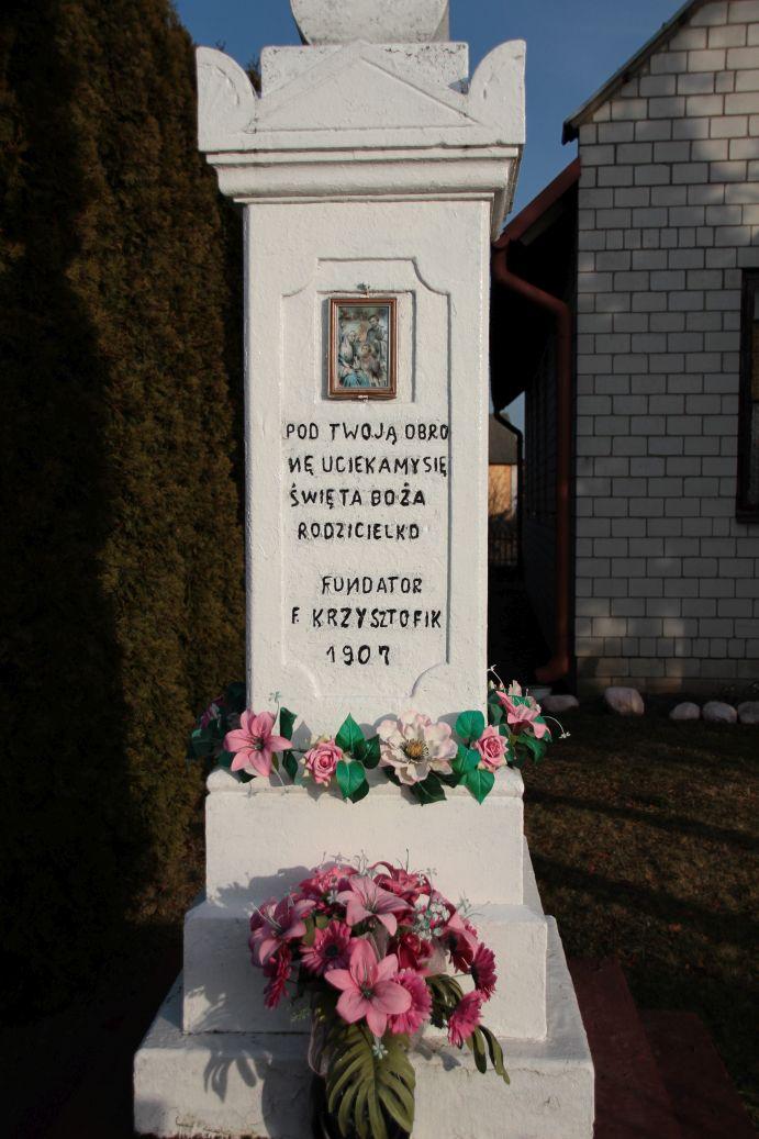 2020-02-09 Kruszewiec kapliczka nr2 (13)