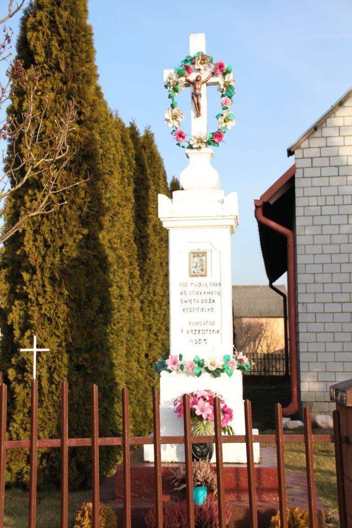 2020-02-09 Kruszewiec kapliczka nr2 (4)