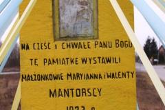 2020-01-06 Mokrzec kapliczka nr1 (9)