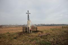 2020-01-19 Wilkowice kapliczka nr1 (1)