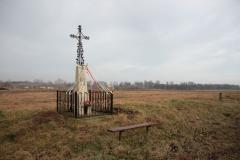 2020-01-19 Wilkowice kapliczka nr1 (2)