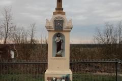 2020-11-22 Wola Pobiedzińska kapliczka nr1 (12)