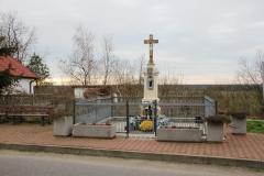 2020-11-22 Wola Pobiedzińska kapliczka nr1 (2)