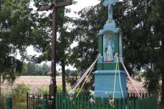 2018-07-15 Wola Załężna kapliczka nr1 (3)