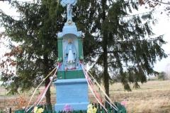 2020-01-01 Wola Załężna kapliczka nr1 (3)