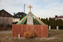 2020-12-05 Wrzeszczów kapliczka nr2 (2)