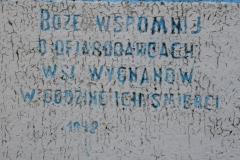 2020-01-12 Wygnanów k. Opoczna Kapliczka nr1 (8)