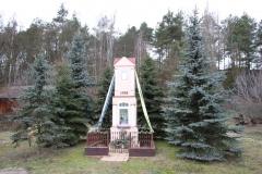 2020-02-02 Zakościele k. Inowłodza kapliczka nr1 (19)