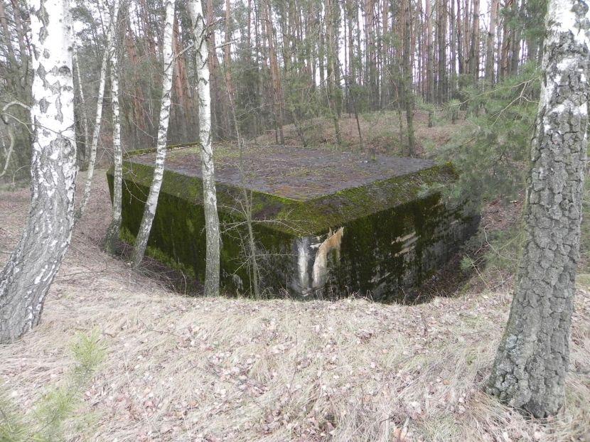 Lubocz - bunkier Garaż-7 (103)