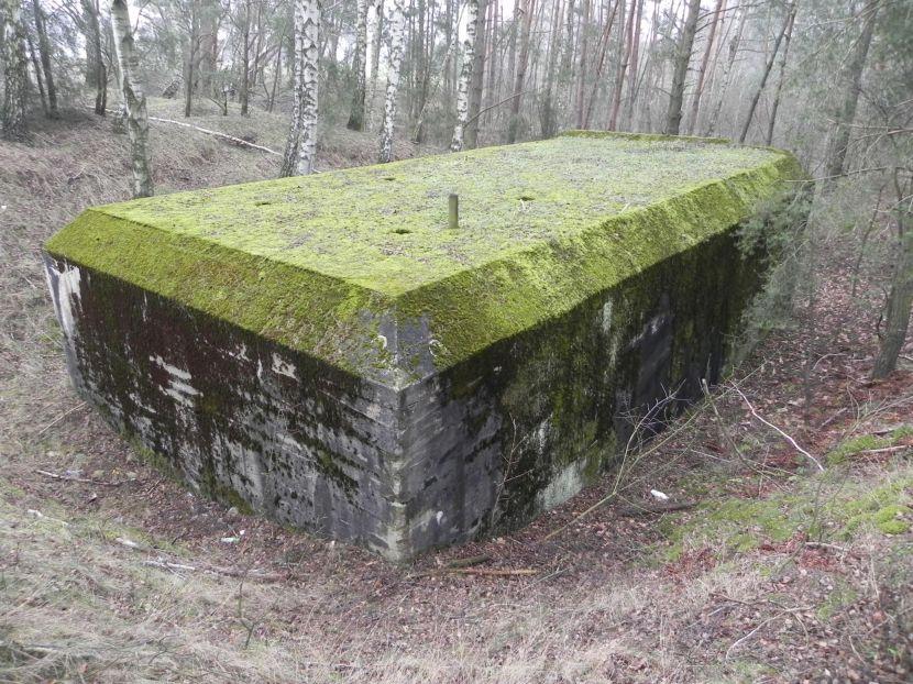 Lubocz - bunkier Garaż-7 (115)