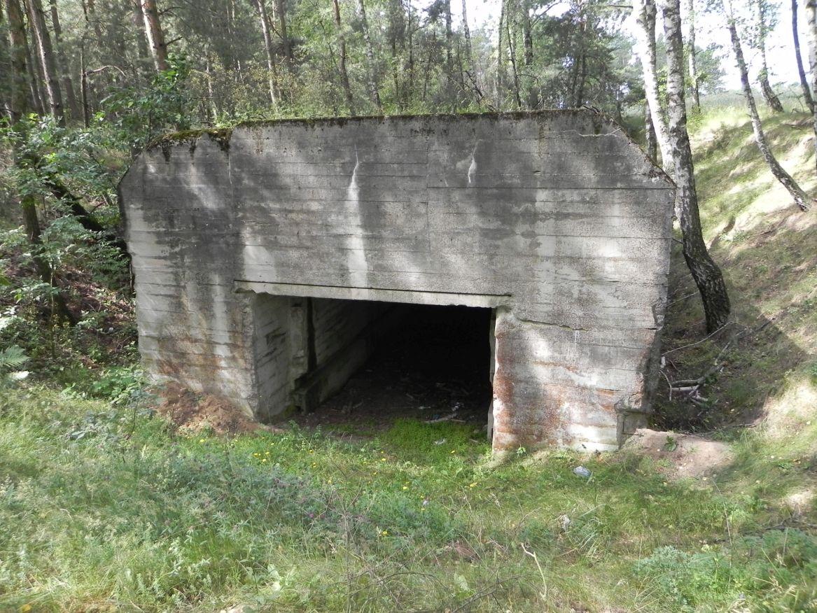 Lubocz - bunkier Garaż-7 (25)