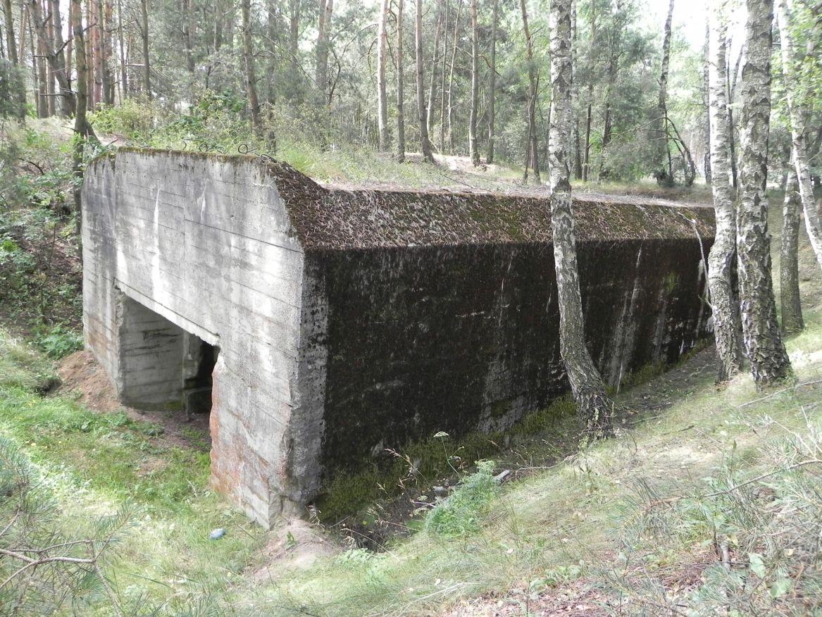 Lubocz - bunkier Garaż-7 (48)