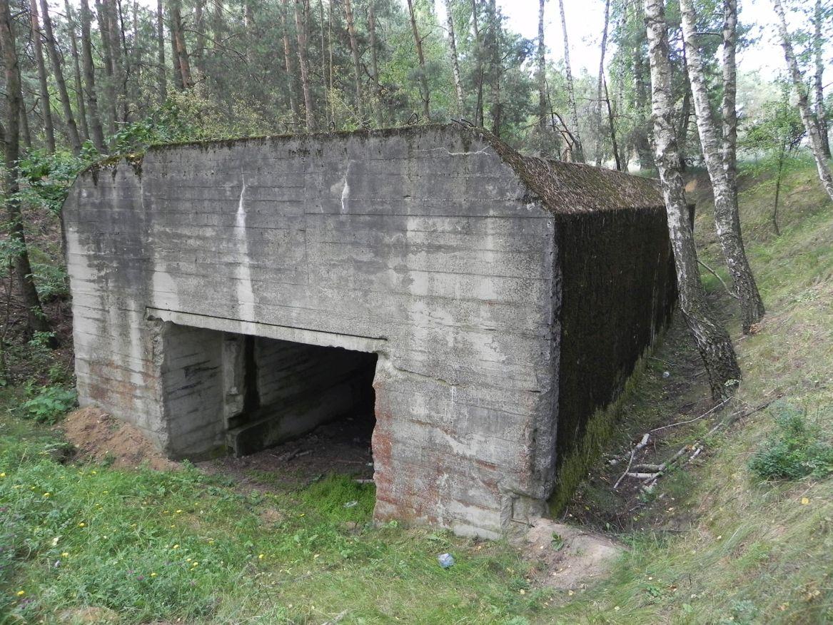 Lubocz - bunkier Garaż-7 (51)