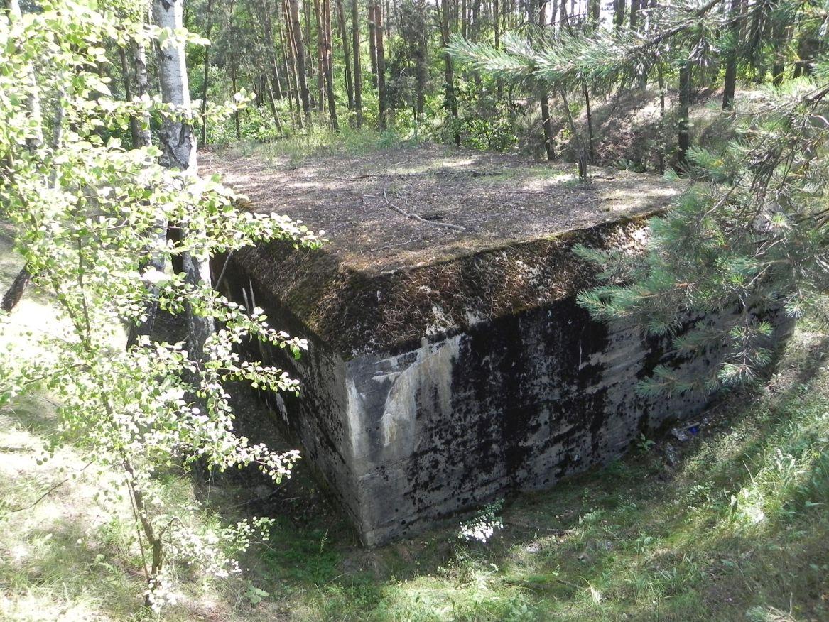 Lubocz - bunkier Garaż-7 (54)