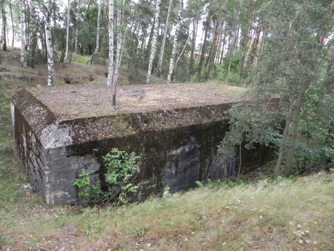 Lubocz - bunkier Garaż-7 (61)