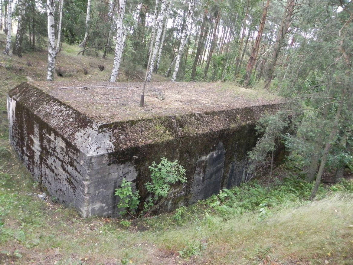 Lubocz - bunkier Garaż-7 (62)