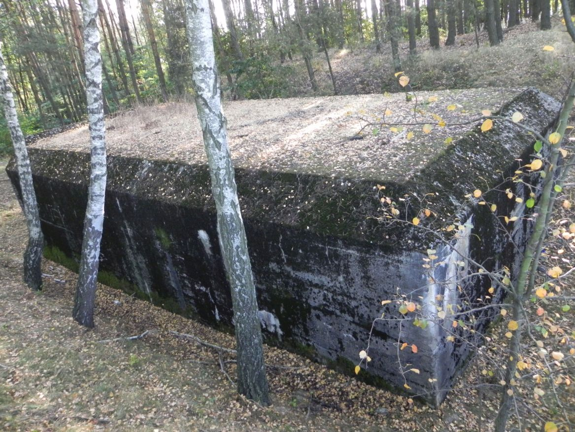Lubocz - bunkier Garaż-7 (71)