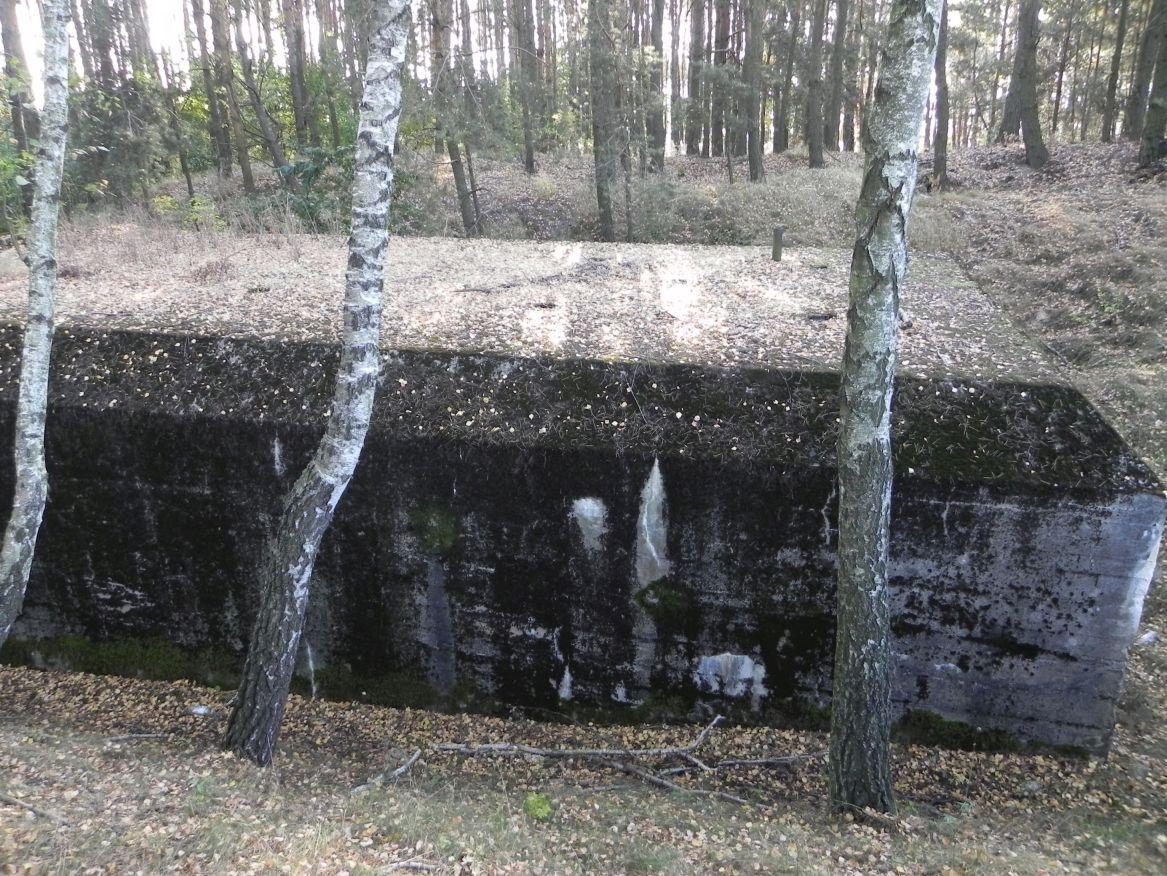 Lubocz - bunkier Garaż-7 (72)
