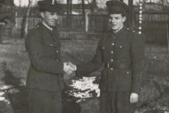 1950r Stanisław Stolarek w wojsku (2)
