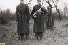 1950r Stanisław Stolarek w wojsku (5)