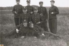 1950r Stanisław Stolarek w wojsku