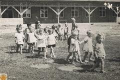 1955r Rawa Maz. - Krzysztof Kosiacki w przedszkolu na ul. Miłej2
