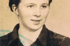 1957r Rawa Maz - Kazimiera Kosiacka