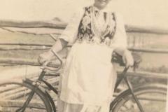 1938r. Sierzchowy - Julia Jędras - Bienias