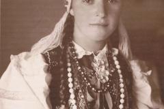 1938r. Sierzchowy - Julianna Jędras