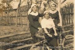 Julia Jędras, Janina Bienias, Cecylia Kietlinska Jankowska