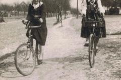 Julia Jędras i Janina Bienias Rosochacka