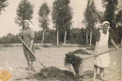 Julia Jędras i Maria Dzika.