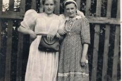 Zofia Grabowska i Małgorzata Śmiechowska